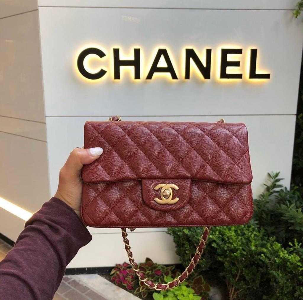 Chanel financials 2019 chanel mini