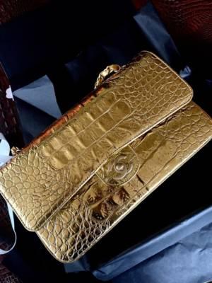 Chanel metiers d'art New York - Paris chanel flap