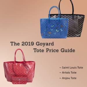 Goyard price