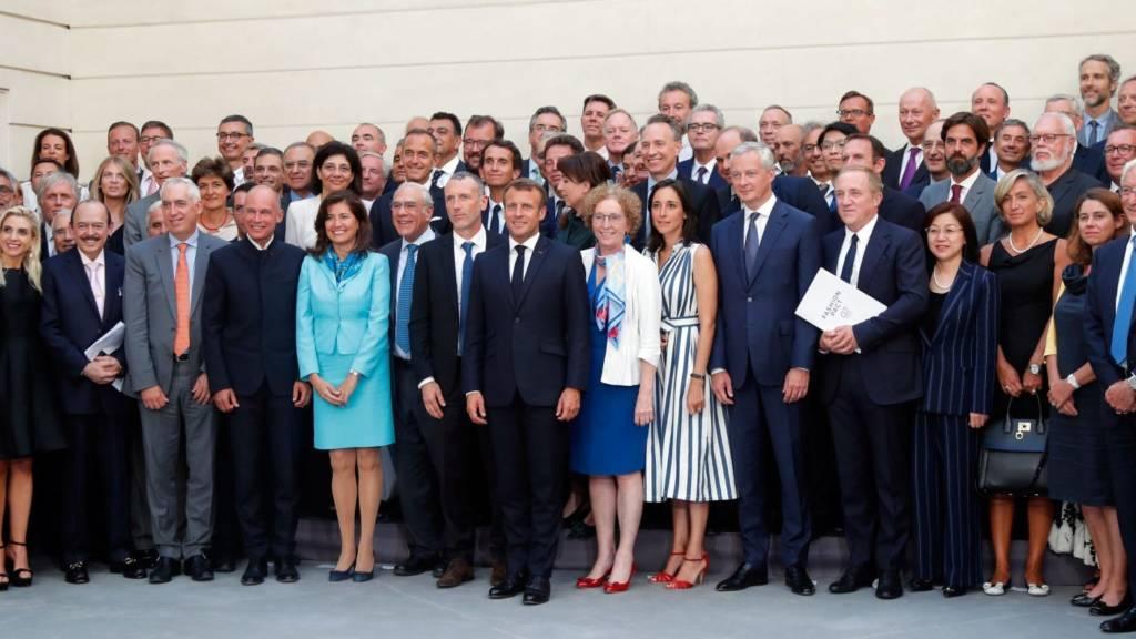 G7 Summit Fashion Pact