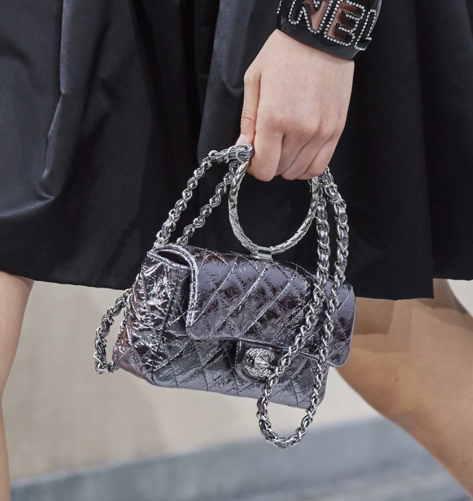 Flap Bags Are In For Chanel Spring Summer 2020 Pursebop