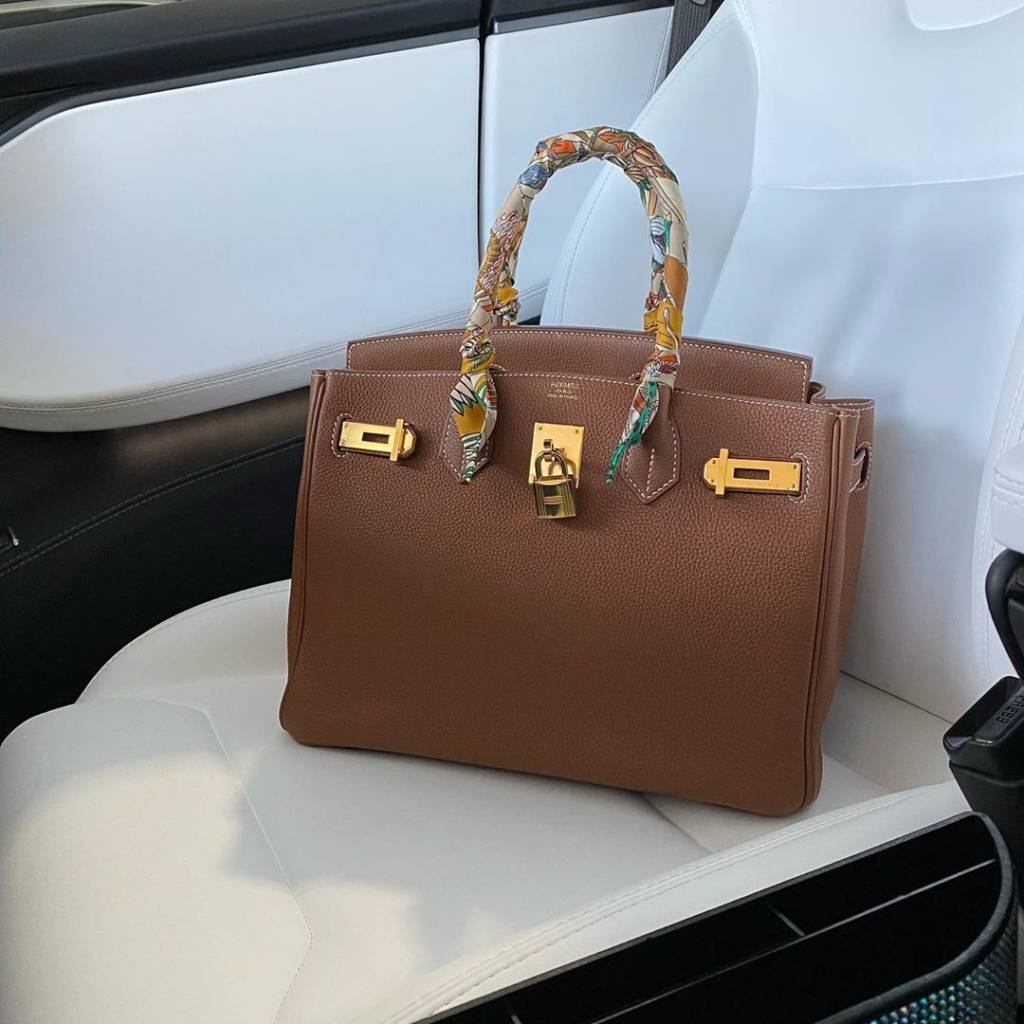 Birkin without Clochette