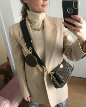 Louis Vuitton multi Pochette bag