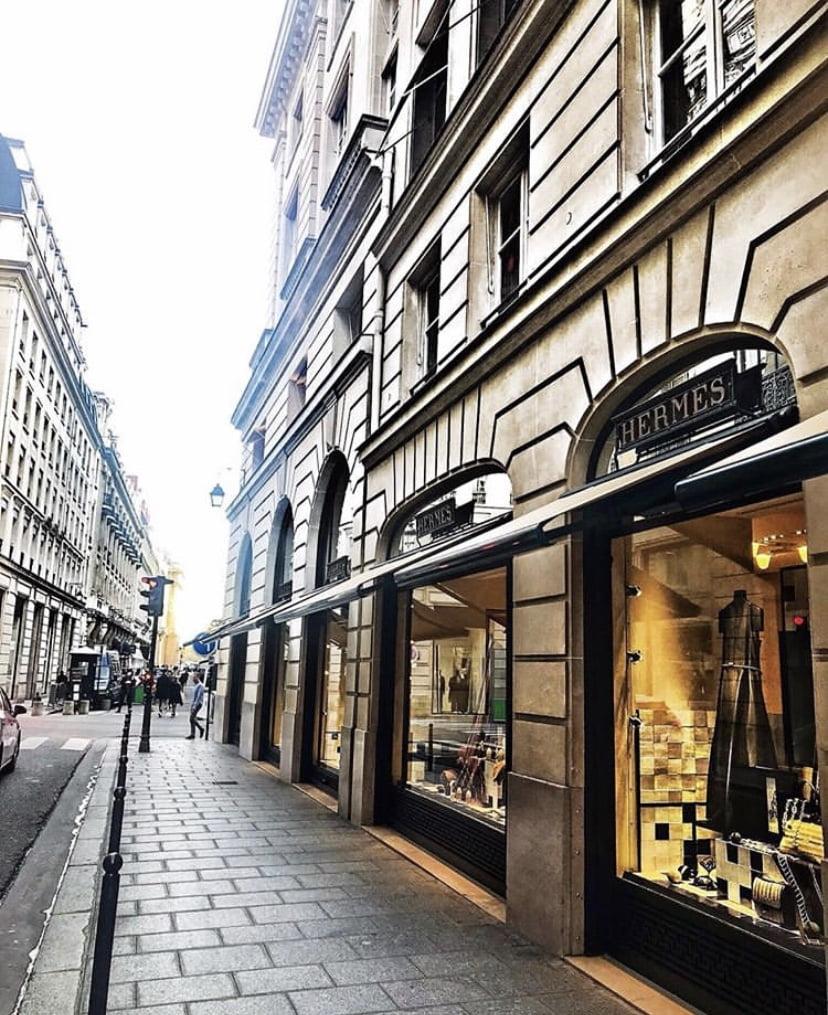 Hermès Headquarters in Paris
