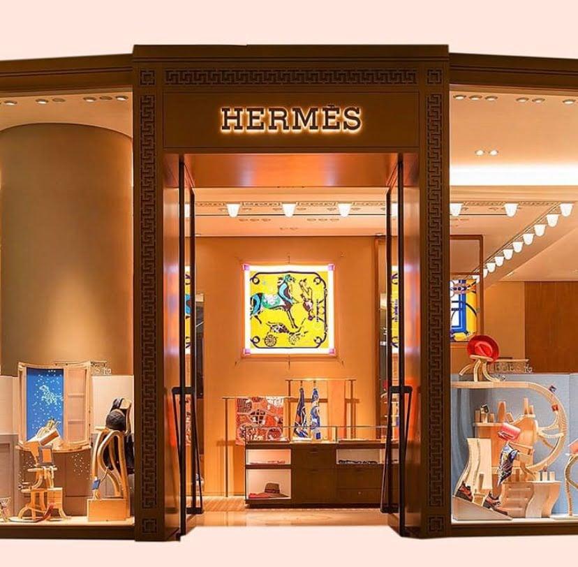 Hermès store, Hermès Shanghai