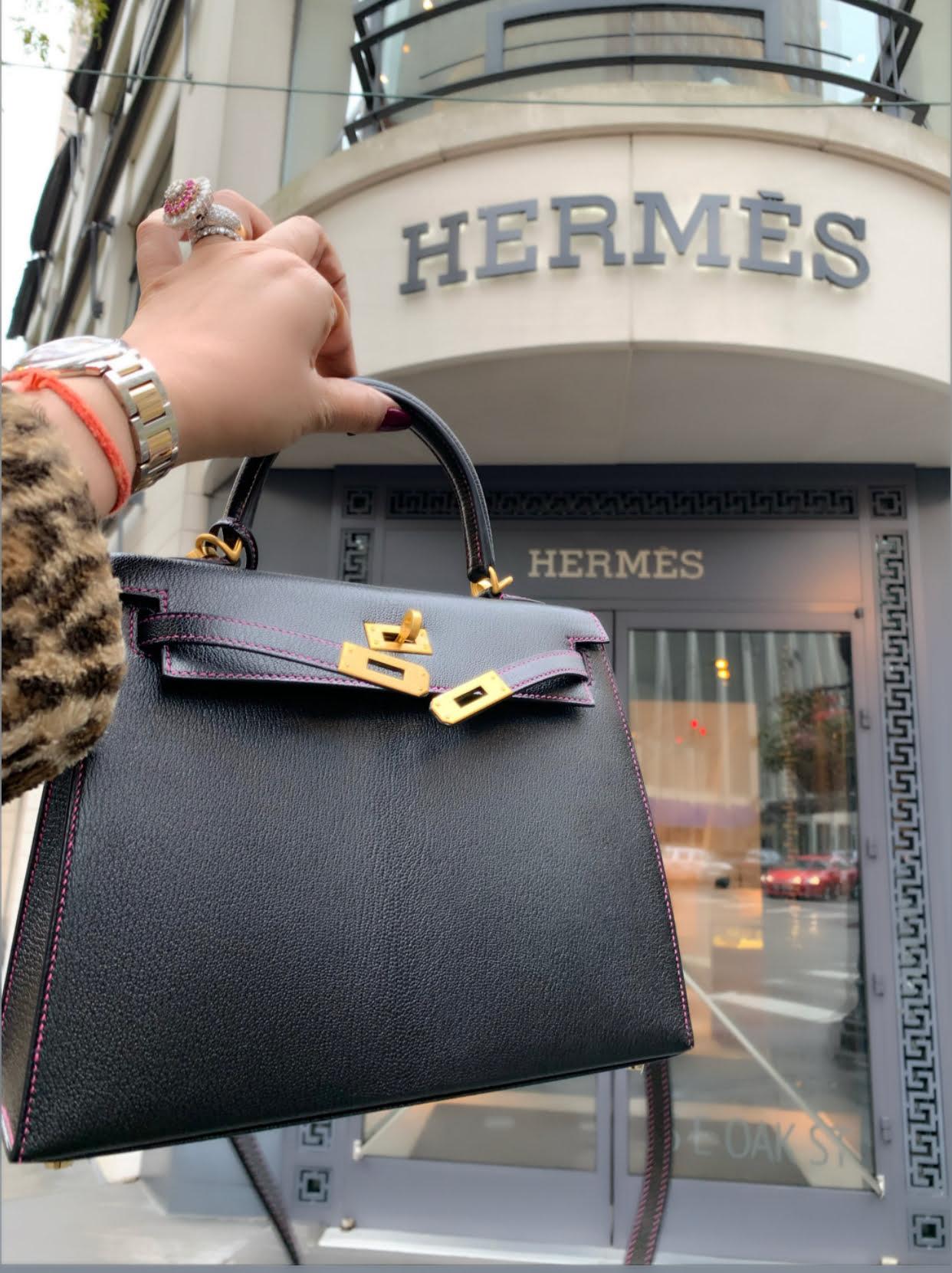 Hermès leads luxury industry financials in 2020