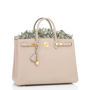 Birkins Are Expensive