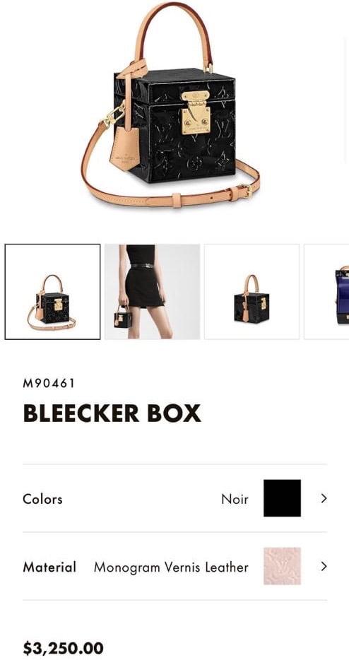 LV Bleecker Box
