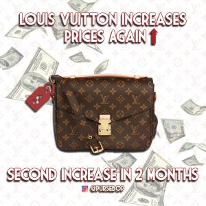 Louis Vuitton prices 2020 Metis Pochette LV Louis Vuitton prices