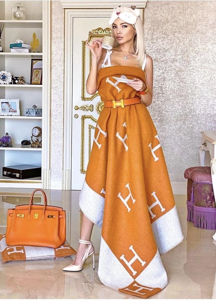 Head to Toe Hermès