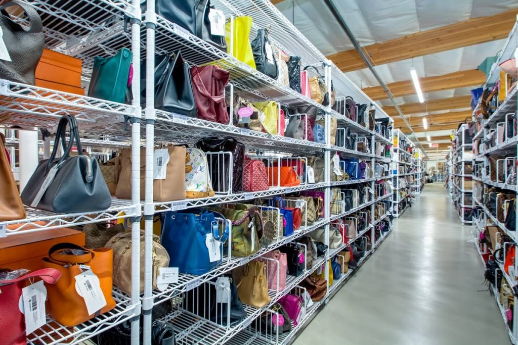Hermès resller - Fashionfile's store room