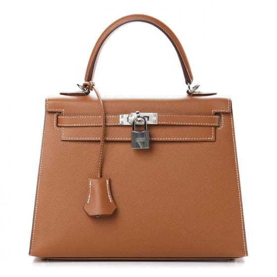 Hermès reseller stock includes Epsom Kelly