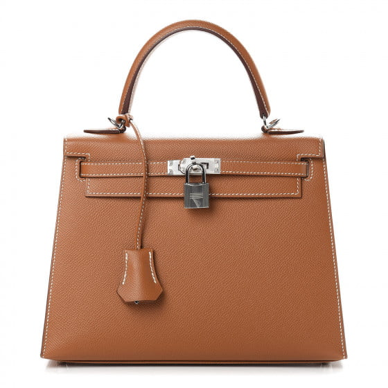 Hermès reseller stock includes Epsom Kelly