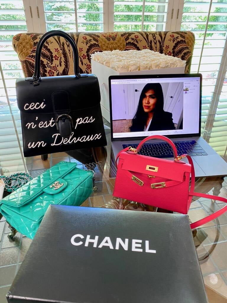Fashionphile Virtual Appointment System