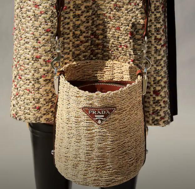 Prada bucket Bag Summer 2020