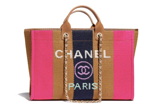 Chanels Shopping Bag for the Summer of 2020