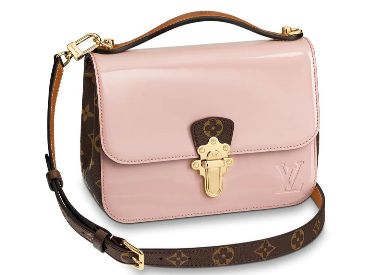 Louis Vuitton Patent Leather Sling Bag