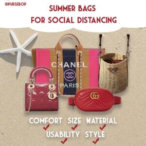 bags for summer 2020