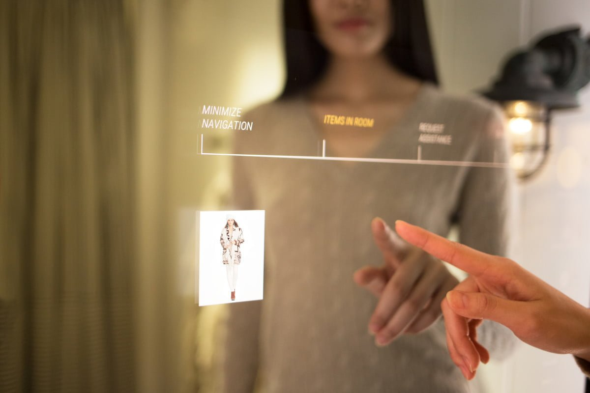 Augmented Reality is the future of in-store retail shopping