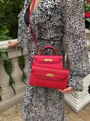 New Hermès Kelly Wallet To Go hermes kelly to go wallet kelly wallet rouge casque kelly wallet with strap mini kelly 20 hermes rose extreme