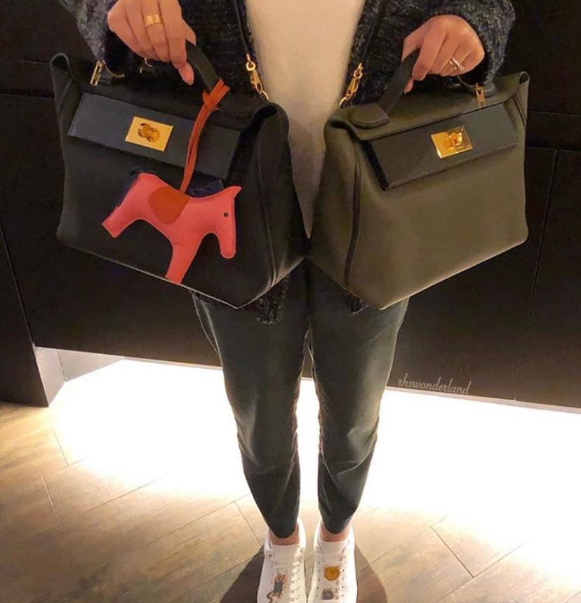 Hermès 24/24 Bi-colour