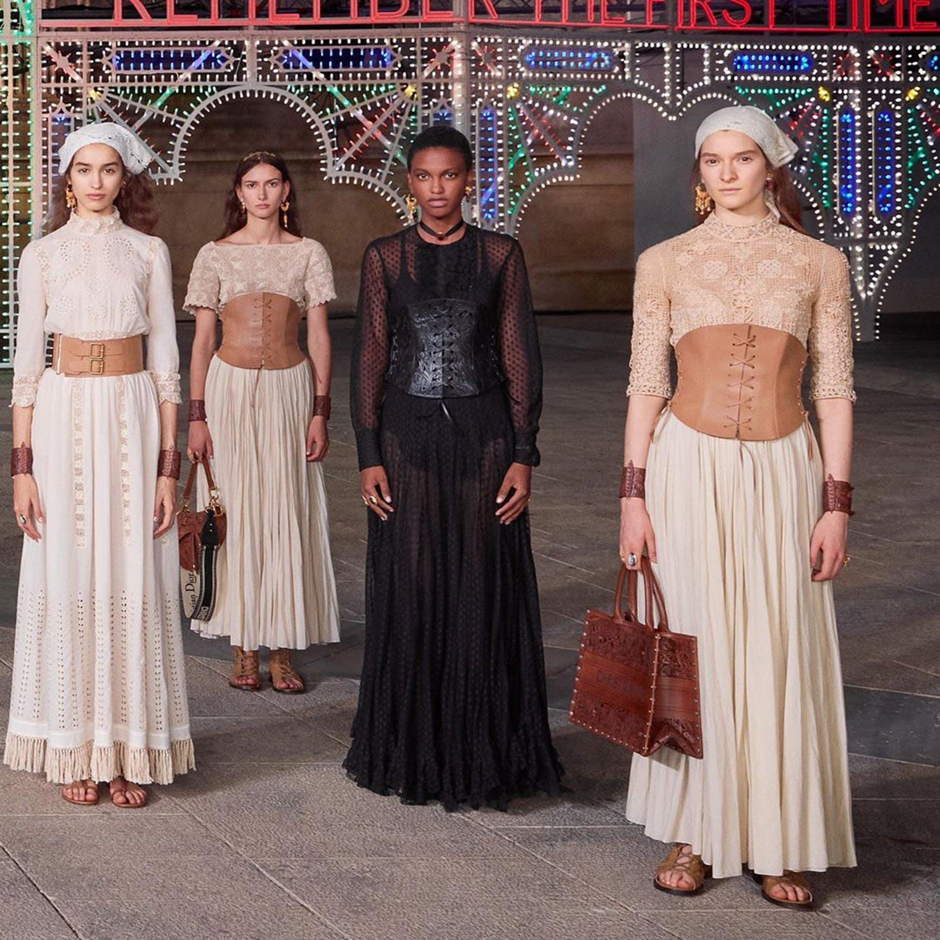 Dior Resort 2021 collection