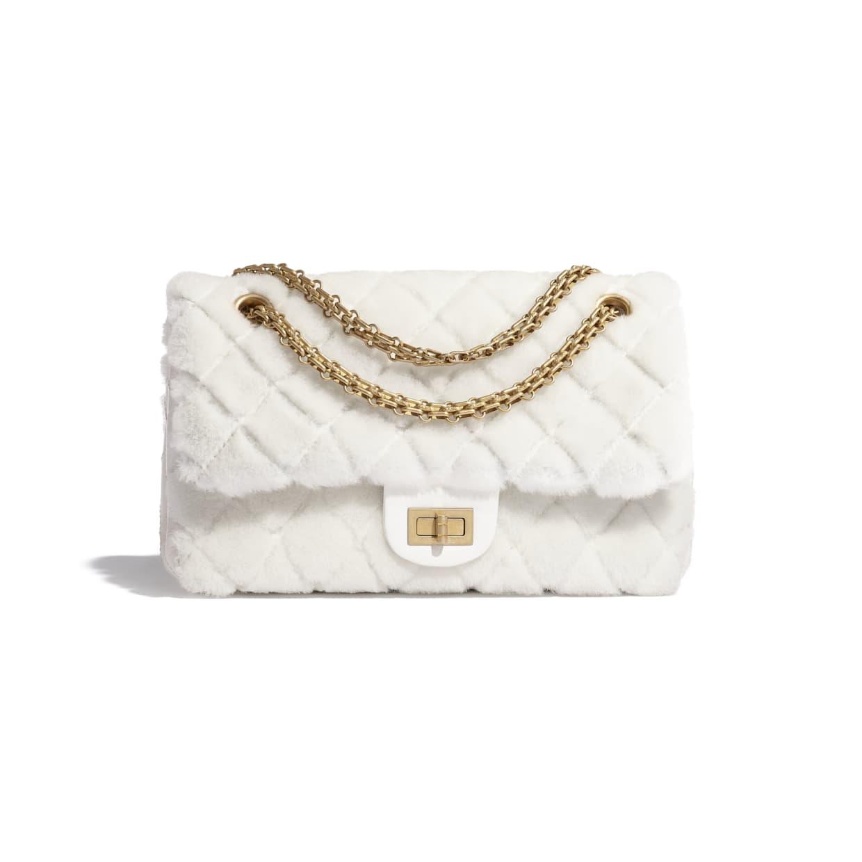 Chanel 2.55 Shearling 2020