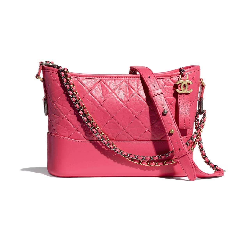 Chanel Gabrielle Hobo 2020