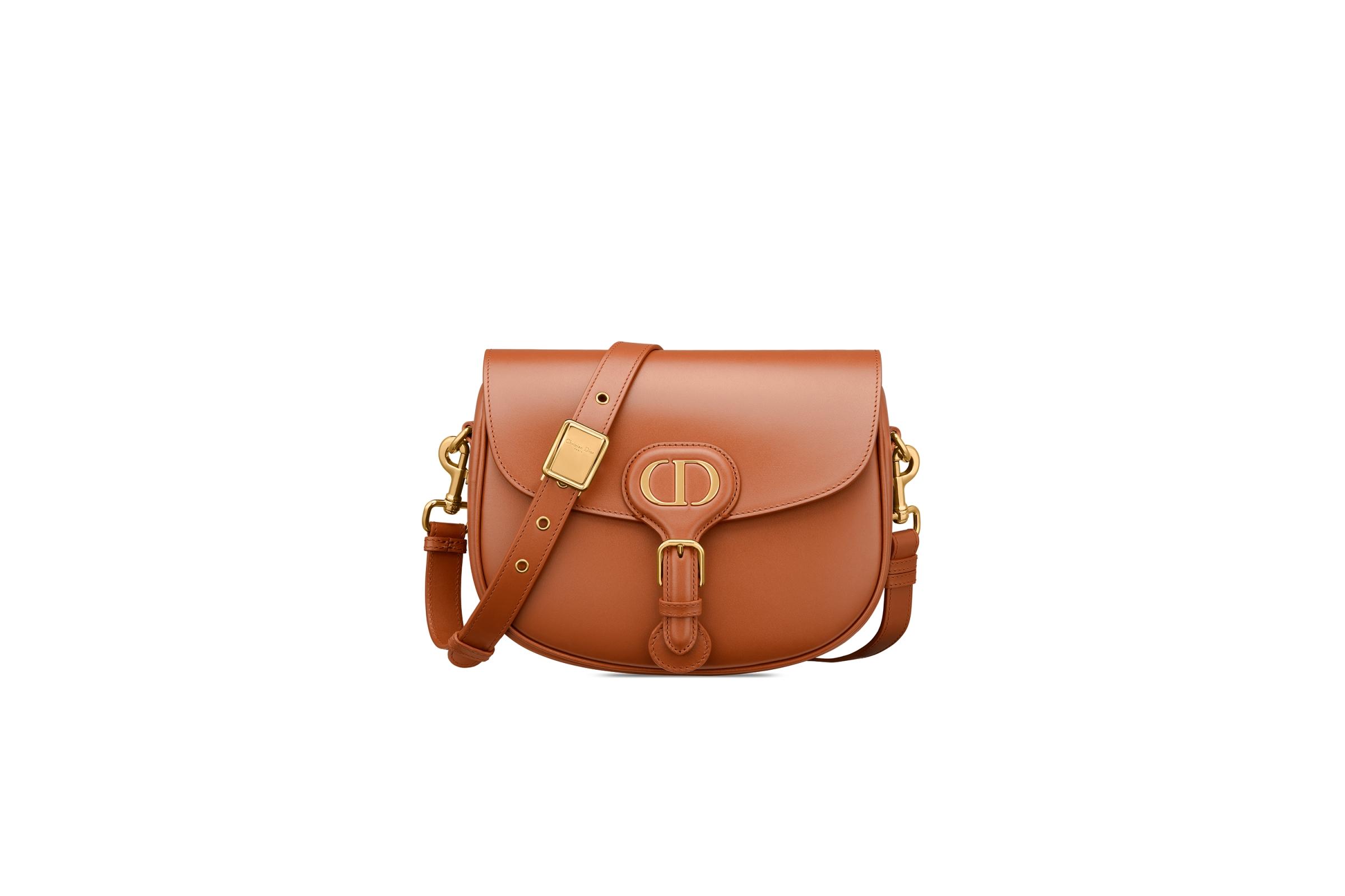 Dior Bobby Bag Camel