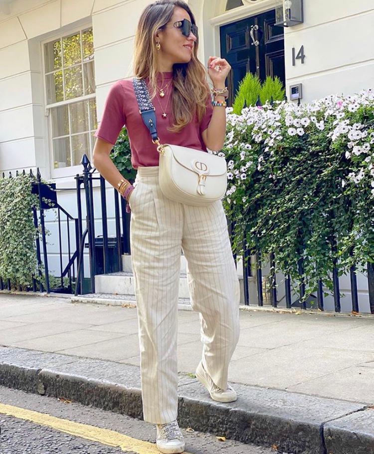 Dior bobby Bag on Instagram