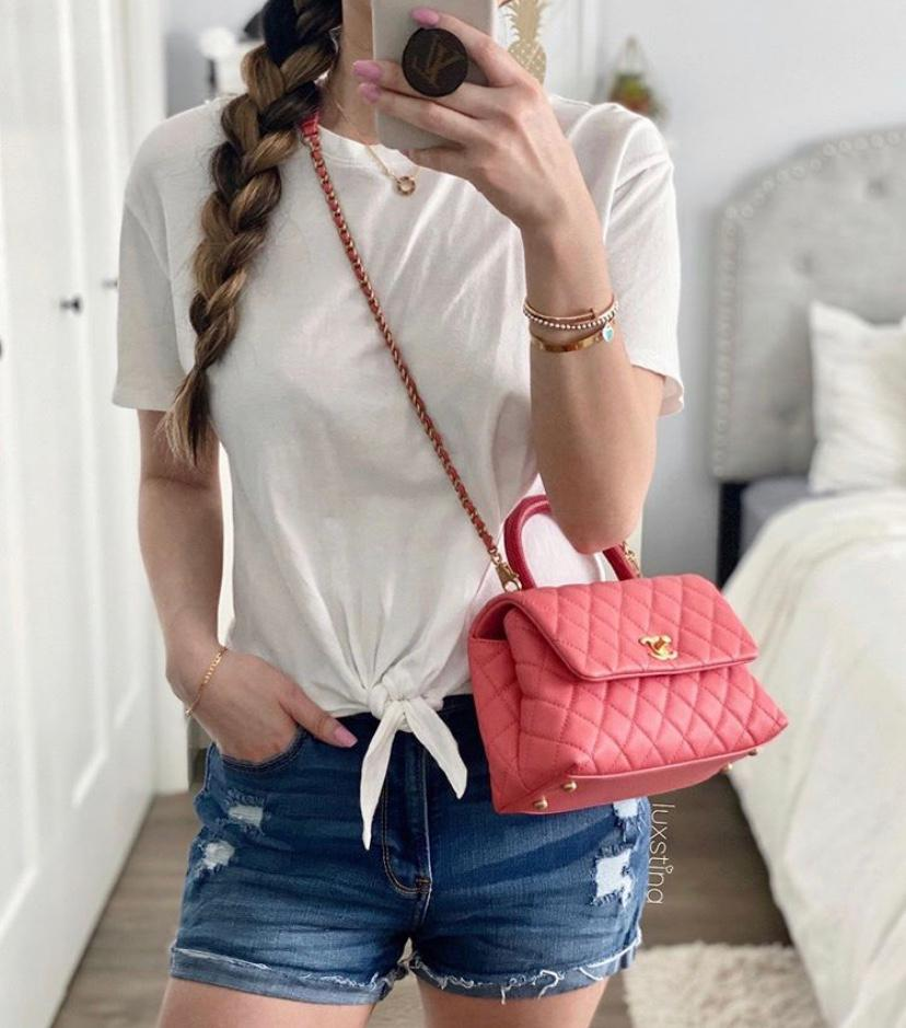 Day to Night Chanel Bag