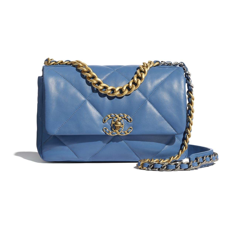 Blue Chanel 19