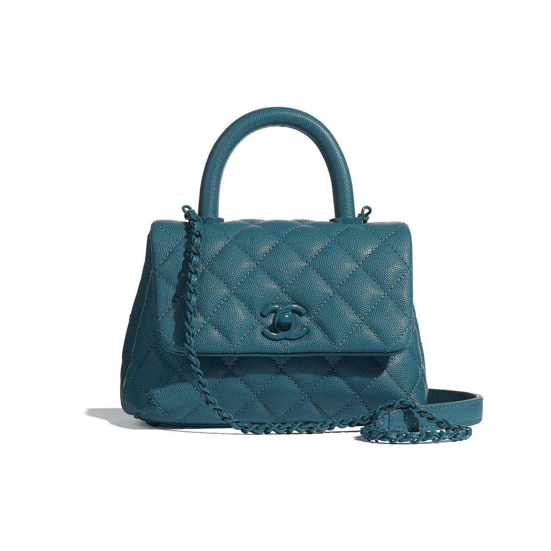 Chanel Mini Flap Bag with Handle