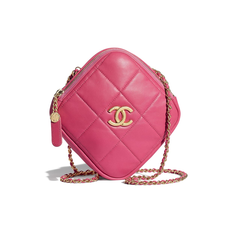 Small Diamond Bag by Chanel