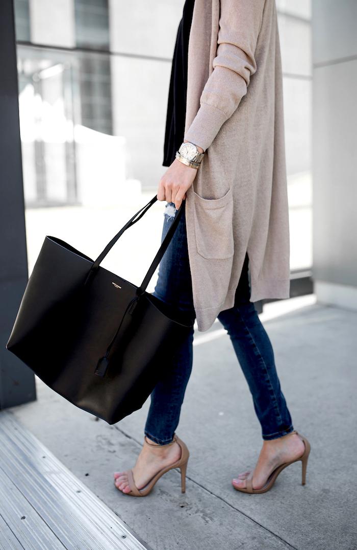 YSL Shopping Bag