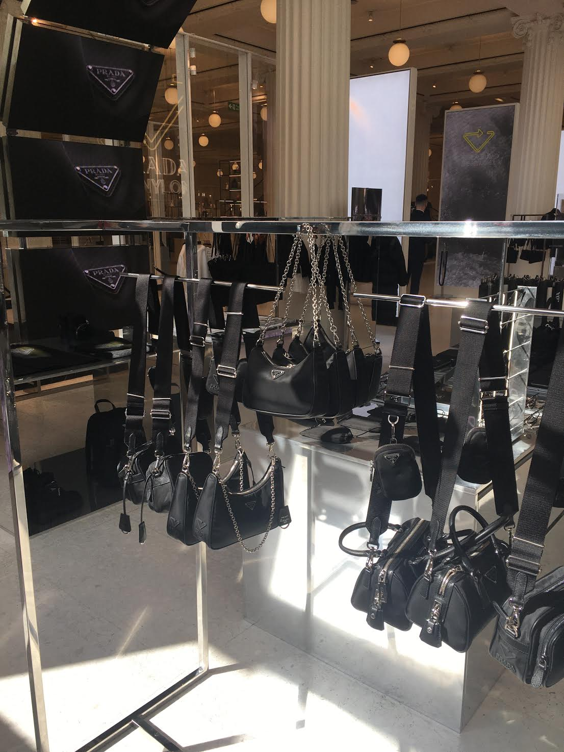 Prada's sustainable collection