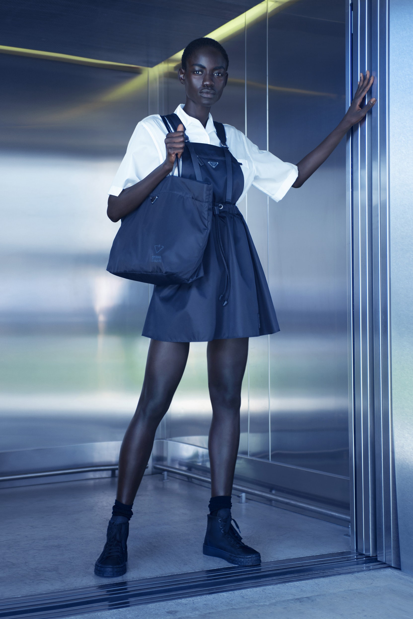 Prada Re-Nylon Collection Sustainable bags