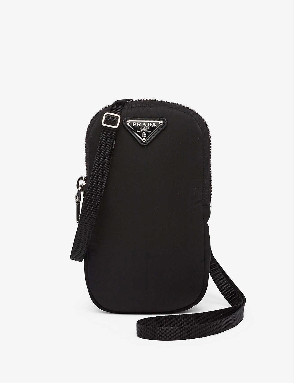 Prada Re-Nylon Cross Body Bag