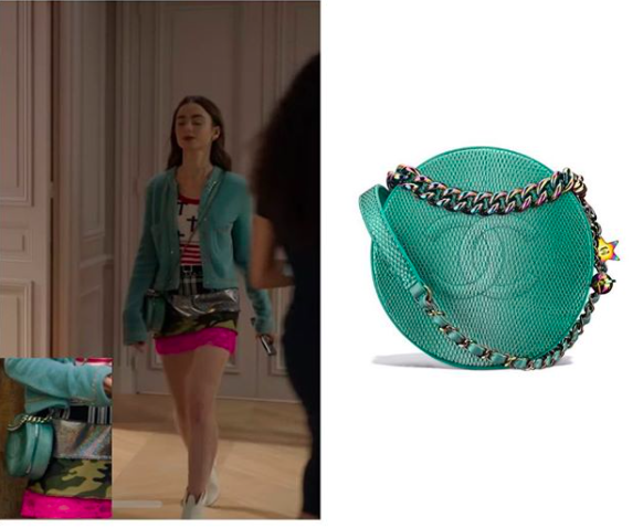 Emily in Paris Bags