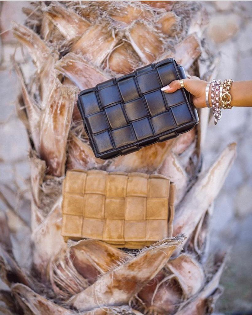 Bottega Iconic Cassette Bag
