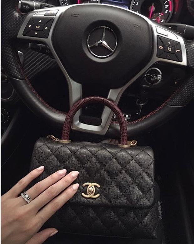 Chanel Coco Handle Mini