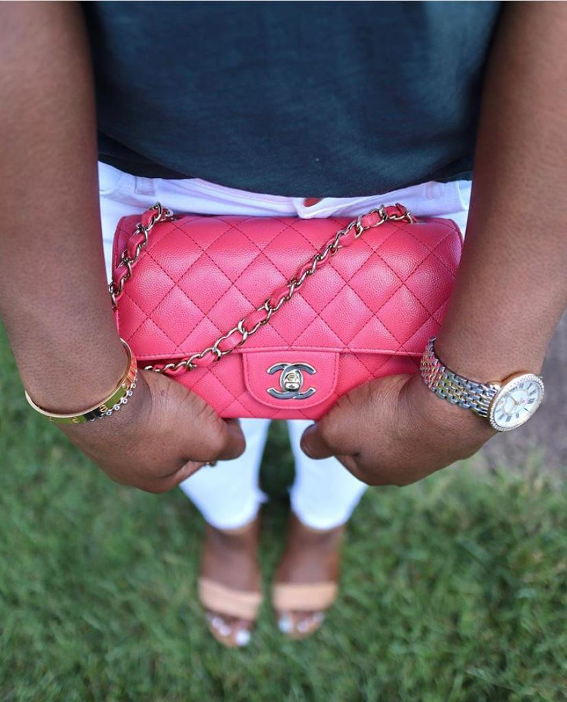 Chanel Flap Mini Rectangle