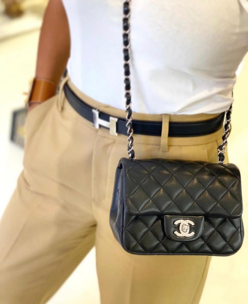 Chanel Flap Mini Square
