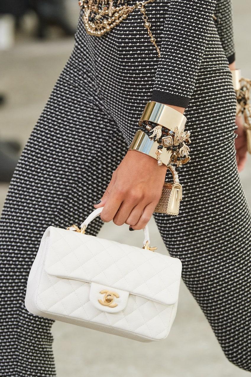 Rectangle Coco Handle chanel Bag Spring 2021