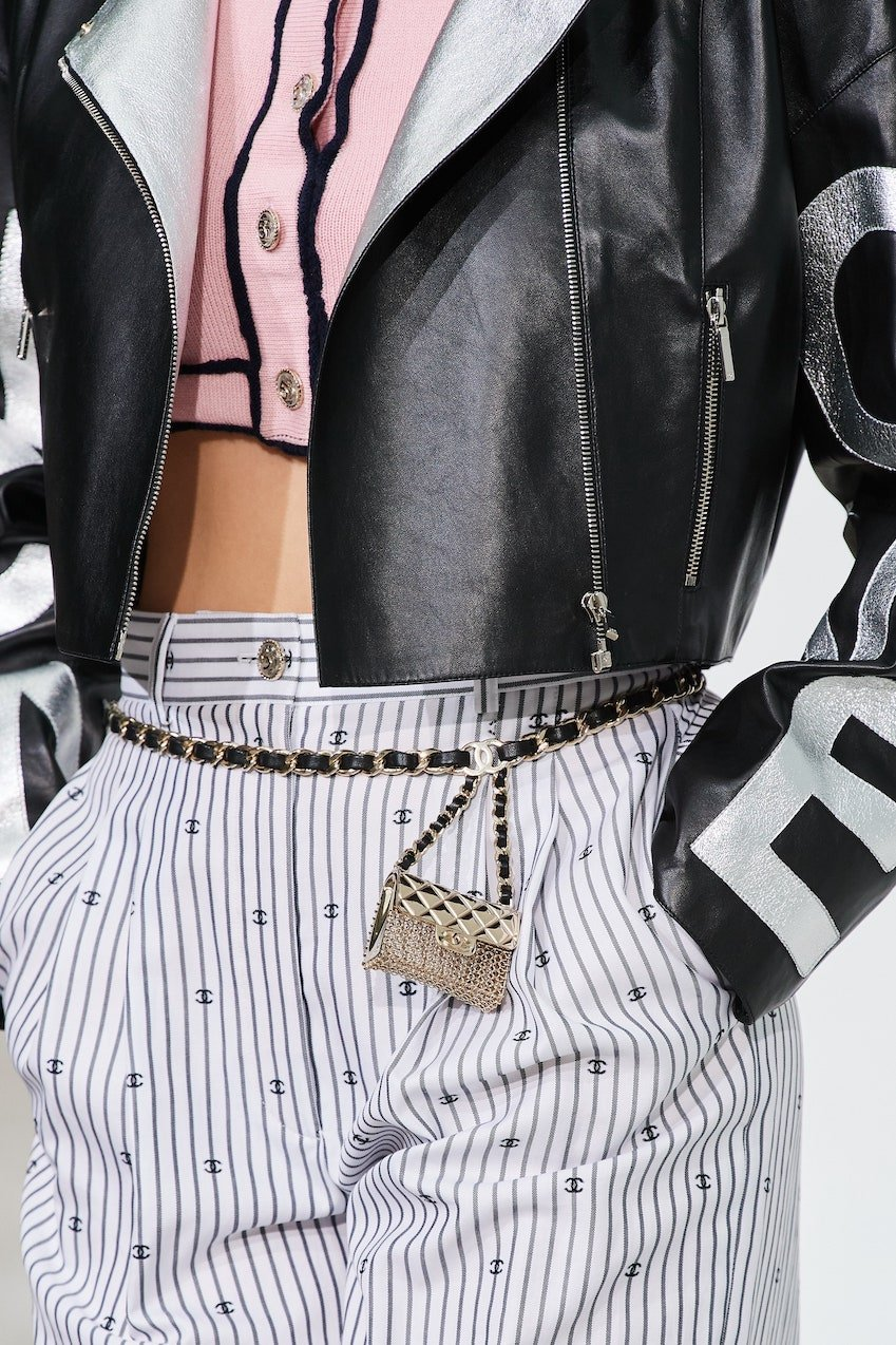 Small Chanel Bag Spring 2021