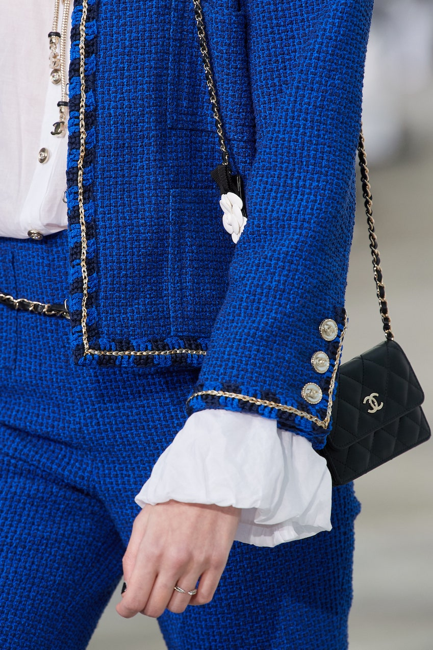 Chanel's small bags 2021