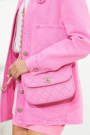 Chanel New Flap Bag Spring 2021