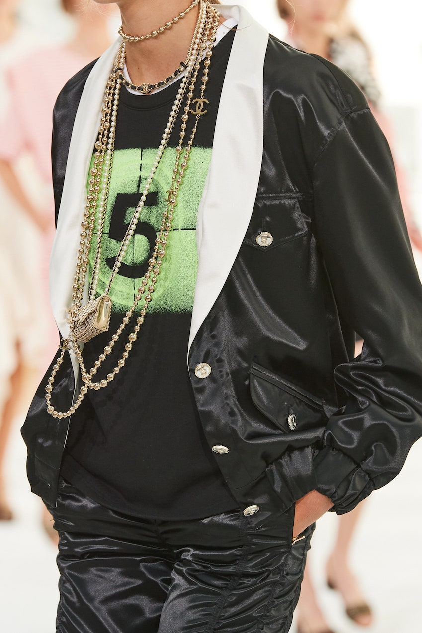 Tiny Chanel Bag Spring 2021