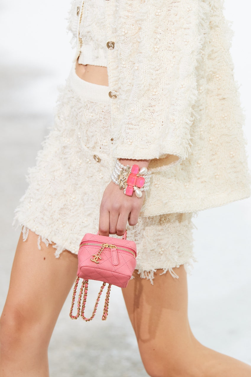 Small Chanel Spring 2021
