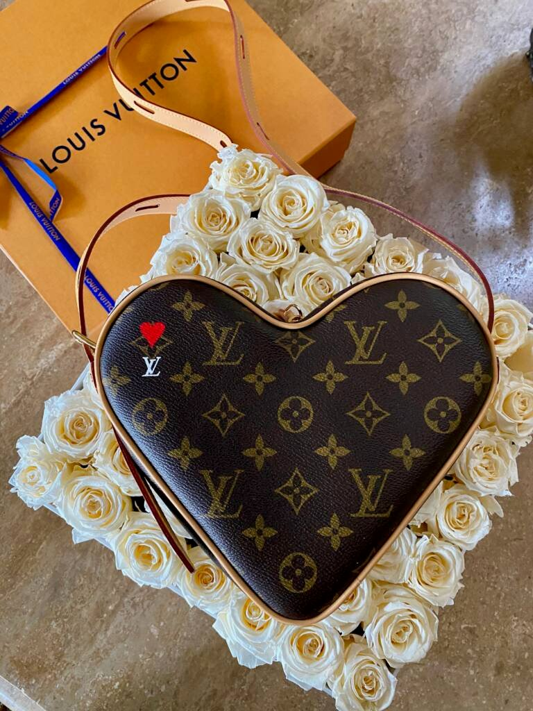 Louis Vuitton heart bag cruise 2021 GAME ON Coeur Bag.
